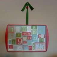 Christmas Countdown/Advent Calendar