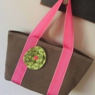 Place Mat Tote