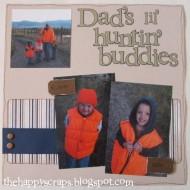 Dad's lil' huntin' buddies