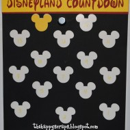 Disneyland count down