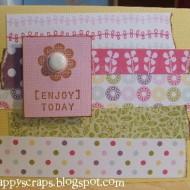 {Enjoy Today} Card