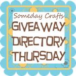 Blogiversary Giveaway!