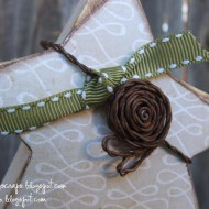 Rustic Wire Rose Tutorial