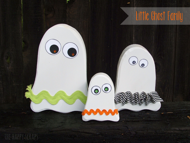 little-ghost-family