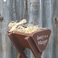 Away in a Manger…