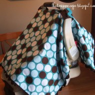 Car Seat Cover – Baby Gift