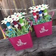 Dry Erase Marker Bouquet – Teacher Gift