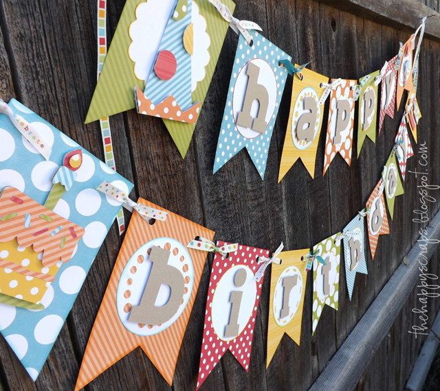 cricut-birthday-banner