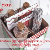 Hot Cocoa Christmas Neighbor Gift