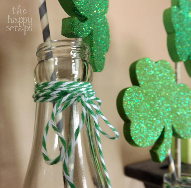 shamrock-bottle-neck-wrappe