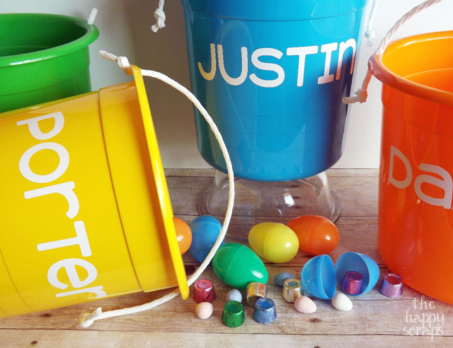 Easter-buckets