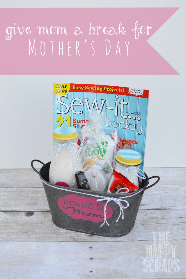 Time Out for Mom – Mother's Day Gift Idea