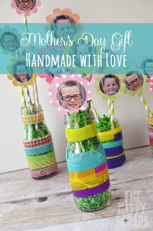 Mother's Day Gift – Kids Project