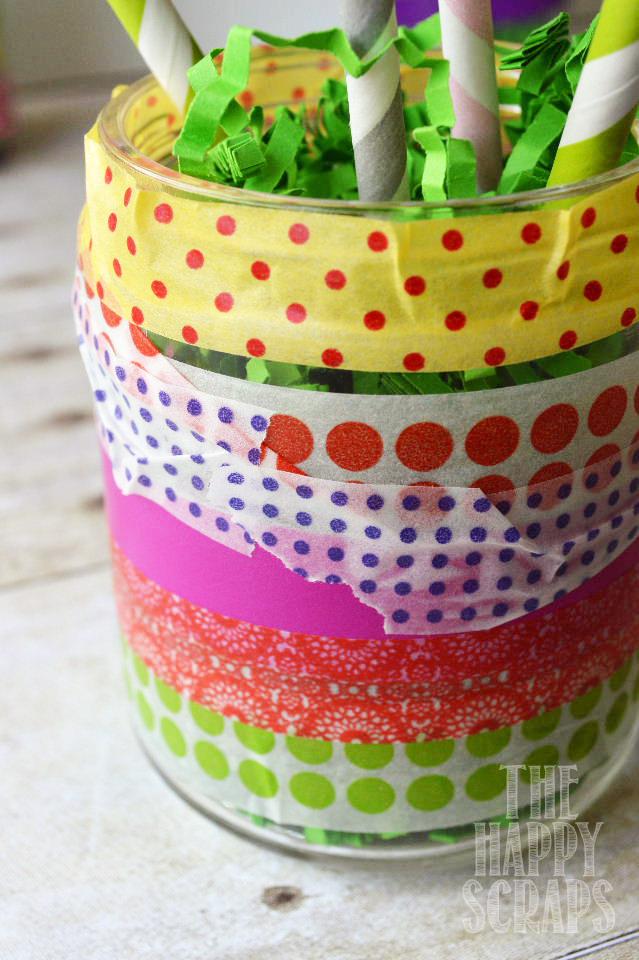 washi-tape-vase