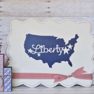 Independence Day Liberty Board