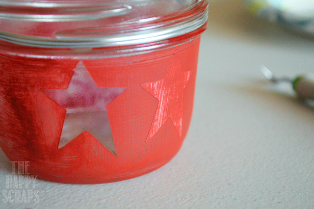 stencil-painted-mason-jar