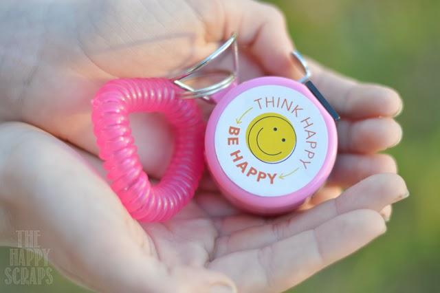 Think Happy – Be Happy!
