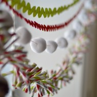 Quick & Simple Christmas Garland