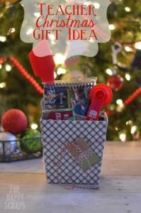 Teacher-Gift-Idea-Christmas-the-happy-scraps