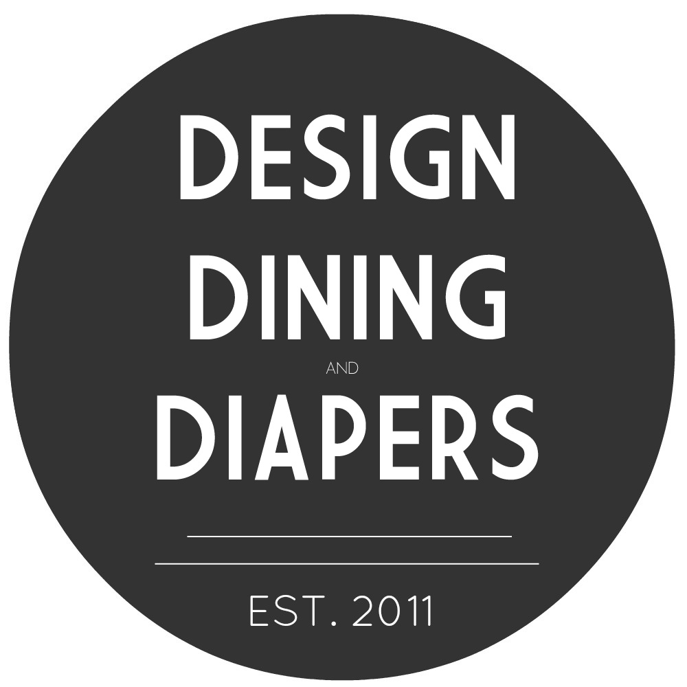 Design, Dining, and Diapers