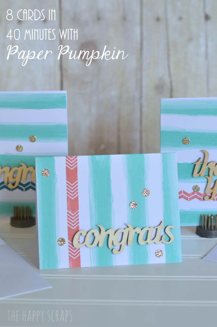 Paper Pumpkin Kit Review & Giveaway