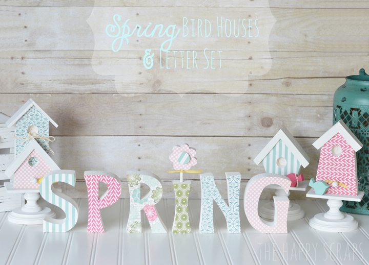 Spring-bird-houses-&-letter-set
