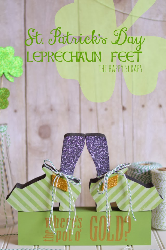 Lucky Leprechaun Feet