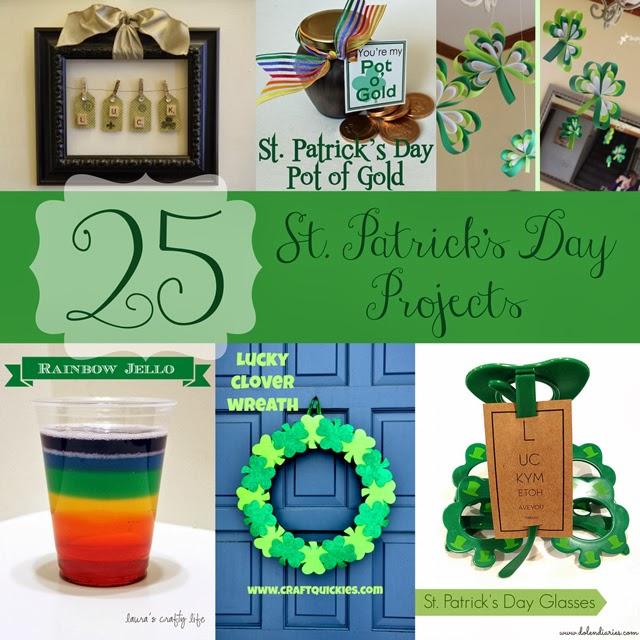 25 St. Patrick's Day Crafts