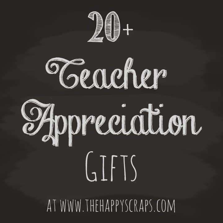 20+ Gifts for Teacher Appreciation Week