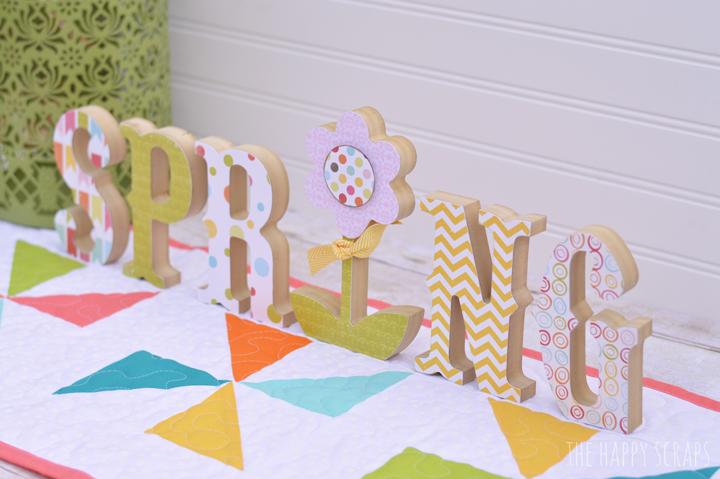 spring-letter-set