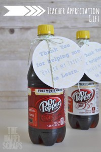 Teacher Appreciation Gift – Favorite Drink