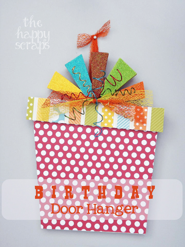 Birthday-door-hanger