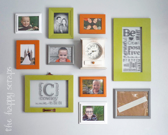 Photo-collage-wall