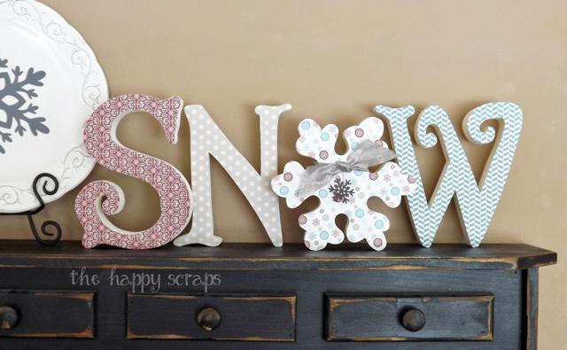 SNOW-Home-Decor