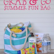 Grab & Go Summer Fun Bag