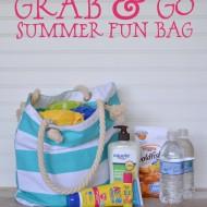 Grab & Go Summer Fun Bag