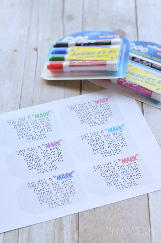 printable, teacher gift, teacher appreciation