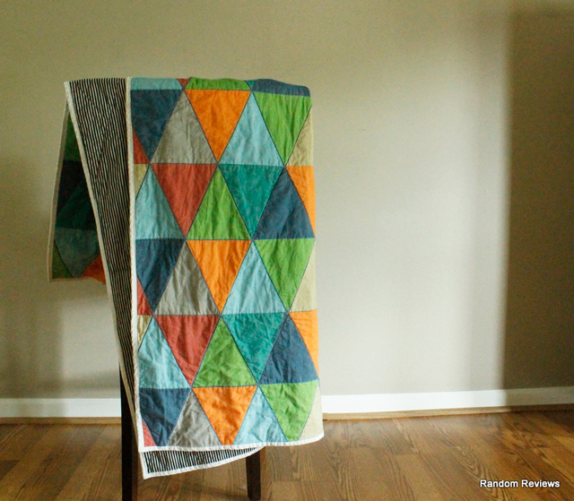 Triangle-cheater-quilt