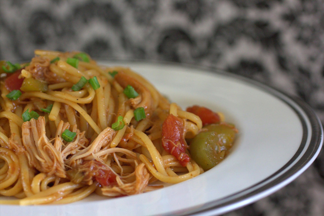 bbq-chicken-linguine