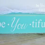 be.YOU.tiful Block