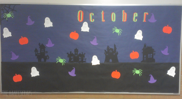 October-Bulletin-Board