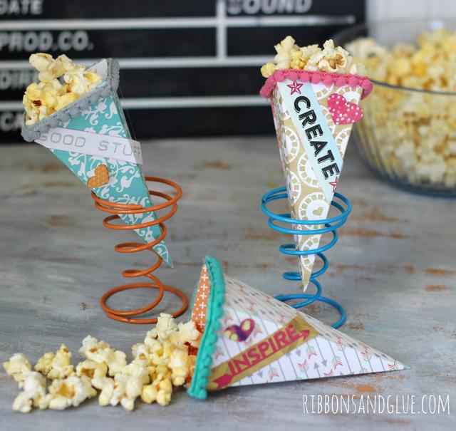 Popcorn-Cone-Boxes