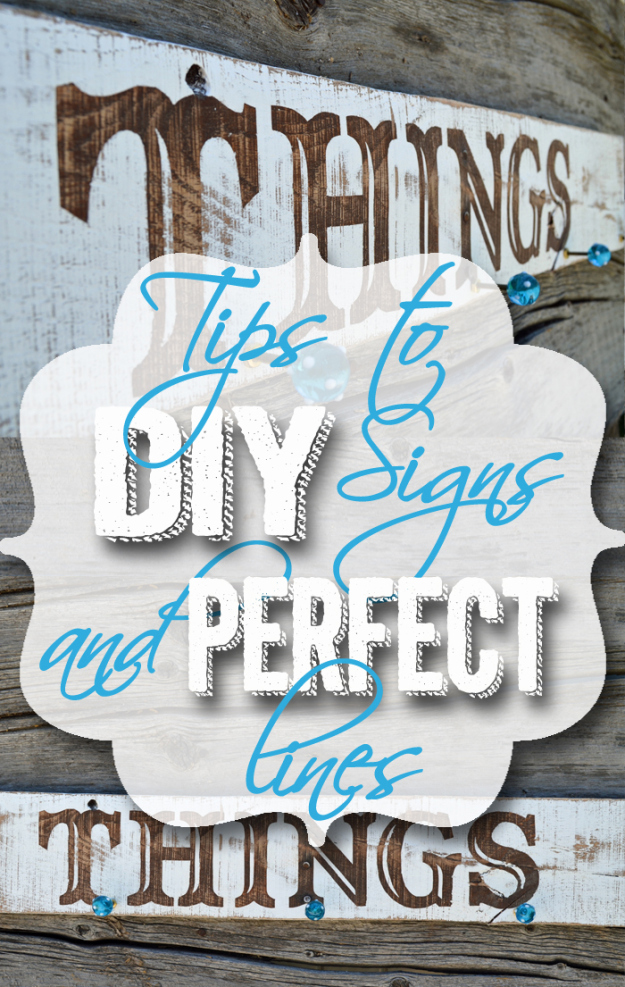 Tip-to-DIY-Signs-with-perfect-lines-image