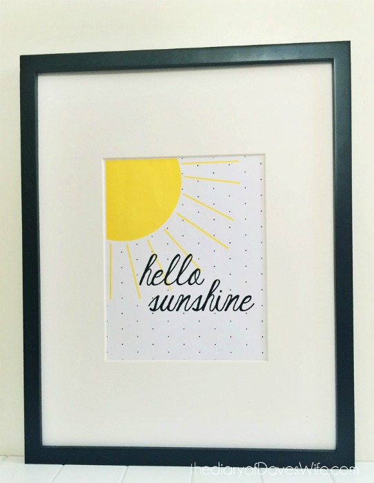hello-sunshine-Free-Printable