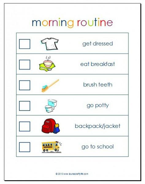A Back-to-School Checklist for Sleep advise