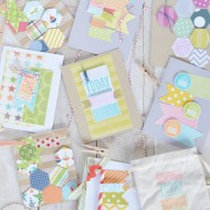 Nine Projects – One Stamp Set