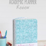 Mom Planner Review + Giveaway