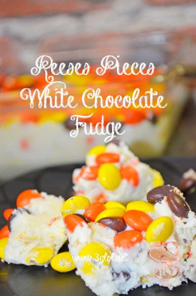 Reeses-Pieces-White-Chocolate-Fudge-FI-2-397x600