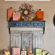 Fall is in the Air – Autumn Decor