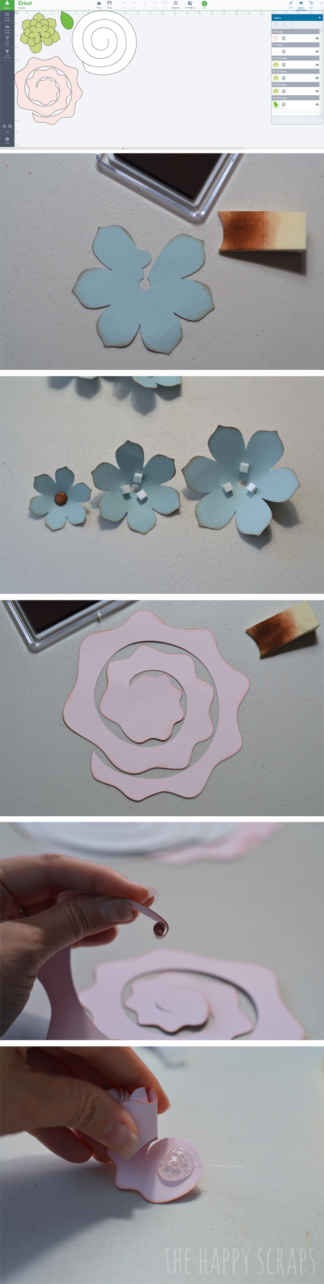 flower-collage
